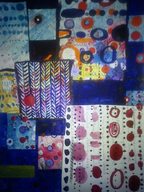 tkanina artystyczna