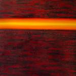 ETNA 1, olej plotno, 100x80