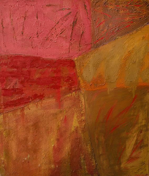 La Mancha 1,olej,plotno, 100x86_