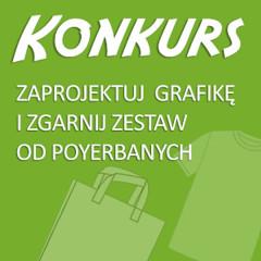 Zaprojektuj grafikę Poyerbani.pl