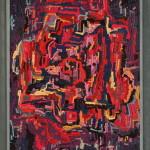 DK138 Róża Północy 1997 71x47 haft