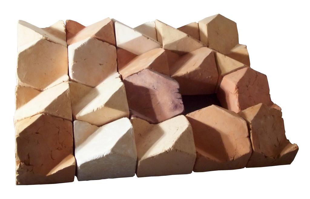 Dzienkiewicz K, Forma 1, ceramika, 2008