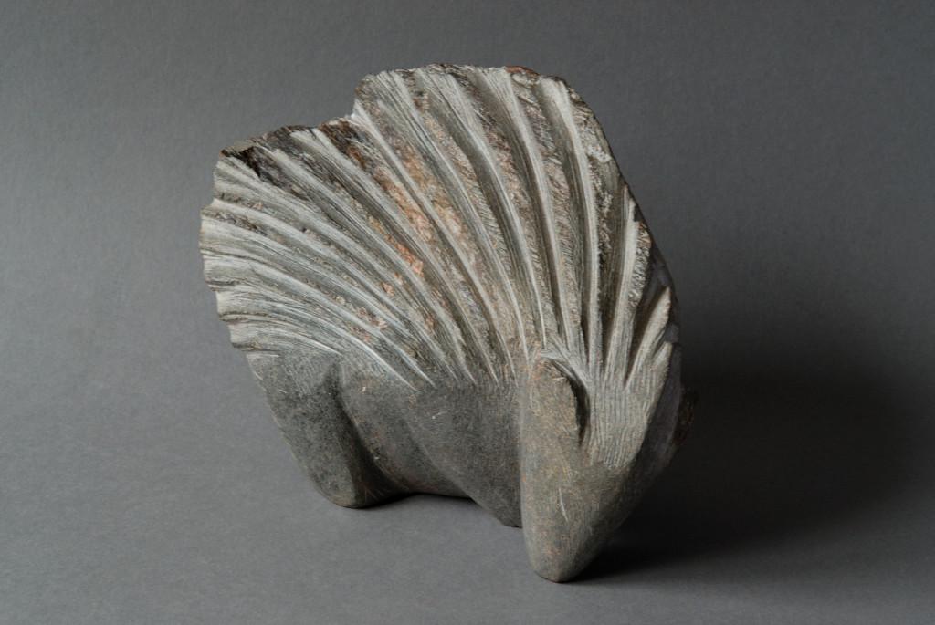 FIELD,serpentynit, wym. 16x16x14cm