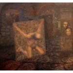Śmierć sztuki współczesnej 2,5 m x 2 m