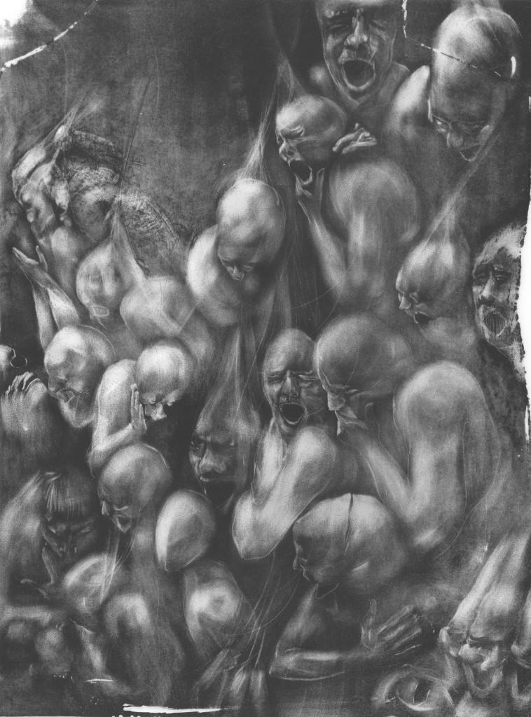 Game, 63x46 cm, litografia, papier, 2013