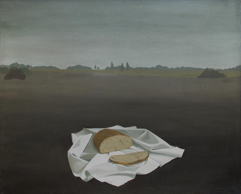 Krystyna Bieniek - 'Ojcze Nasz' (1983) [60 cm x 73 cm]