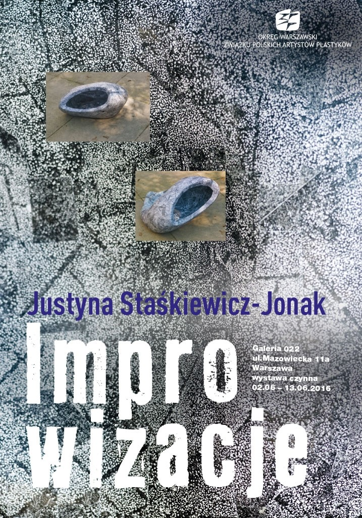 improwizacje plakat na stronę