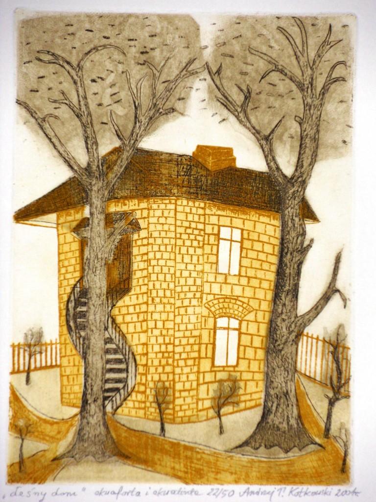Leśny dom