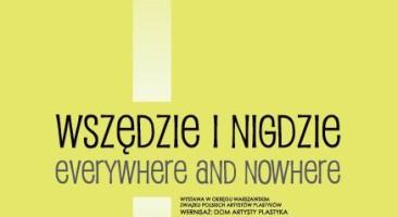 Wystawa Grupy Artystów Głuchych   Wszędzie i Nigdzie