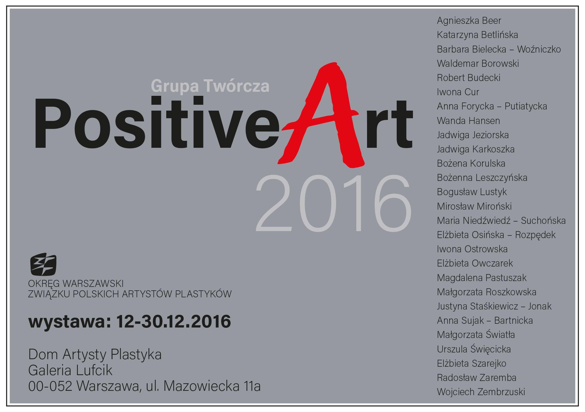 positiveart-zaproszenie