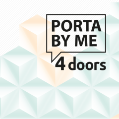 Porta by me 4doors