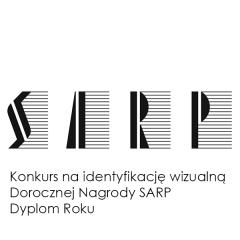 """Konkurs na identyfikację wizualną dorocznej nagrody SARP """"Dyplom Roku"""""""