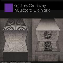 XIV KONKURS GRAFICZNY IM. JÓZEFA GIELNIAKA