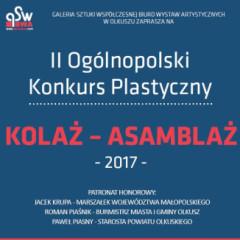 II Ogólnopolski Konkurs Plastyczny