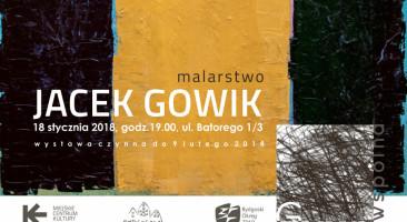 Jacek Gowik w Bydgoszczy