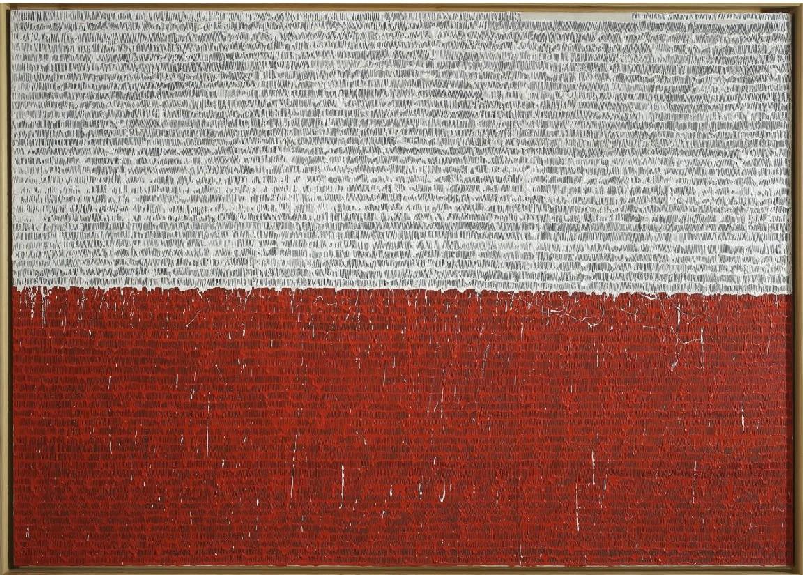 Włodzimierz Pawlak_Polacy formują flagę narodową_pelny podpis w mat prasowych
