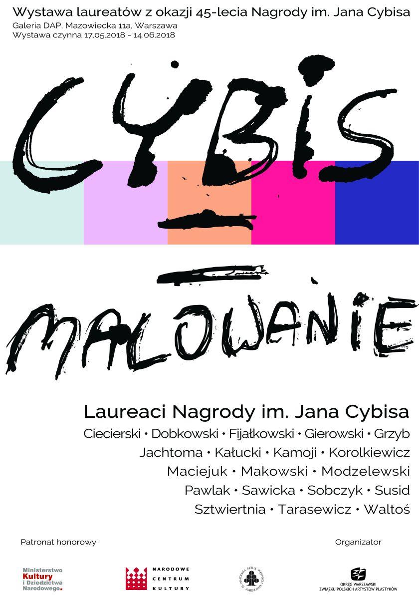 Cybis = Malowanie plakat_small