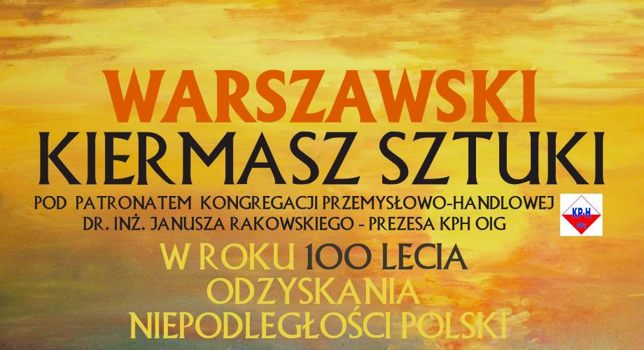 warszawski kiermasz sztuki A3