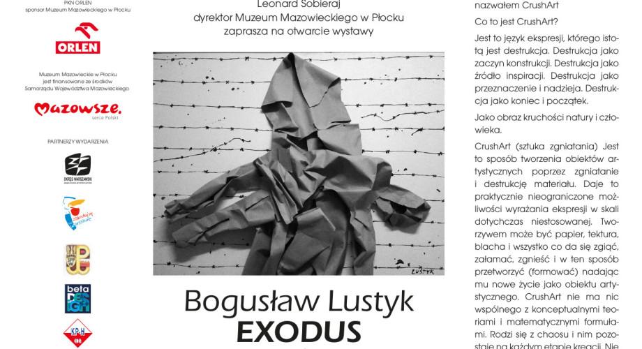 LUSTYK - powstanie PŁOCK -zaproszenie do maila