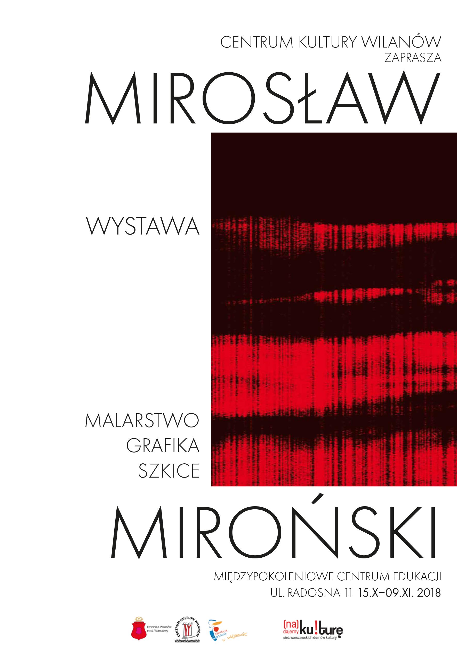 Miroński-plakat