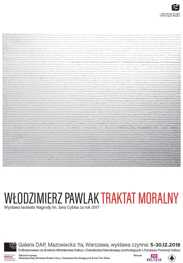 plakat Włodzimierz Pawlak jpg