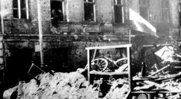"""""""BLIZNA"""" wystawa interdyscyplinarna z okazji 75. rocznicy wybuchu Powstania Warszawskiego 1944"""