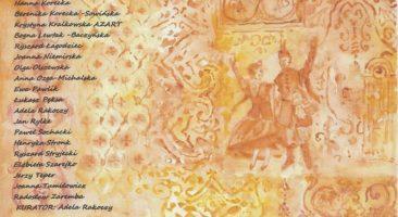 Stanisławowi Moniuszce         w 200. rocznicę urodzin                  artyści.   Koło Miłośników Muzyki przy Okręgu Warszawskim Związku Polskich Artystów Plastyków