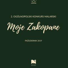 2. Ogólnopolski Konkurs Malarski  MOJE ZAKOPANE