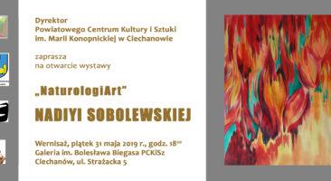 """Nadiya Sobolewska, """"NaturologiArt"""""""