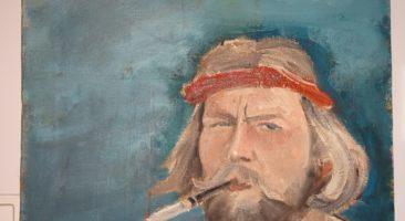 Pośmiertny wernisaż wystawy Tadeusza Serafina