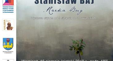 """Stanisław Baj, """"Rzeka Bug"""""""
