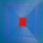 Bez Tytułu, olej na płótnie, 70x70, 2012