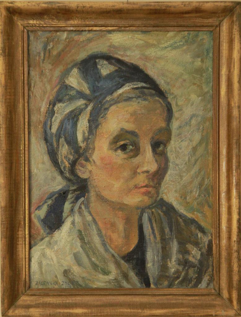 Autoportret, 1979