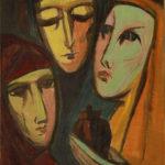 Trzy Maryje, 1959