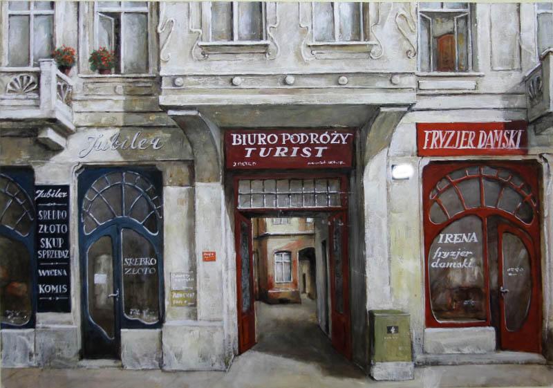 Warszawa, Aleje Jerozolimskie