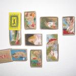 Historia sztuki w pudełkach po zapałkach