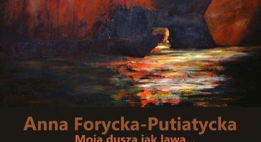 """Wystawa Anny Foryckiej-Putiatyckiej w galerii """"U"""" Ursynów"""