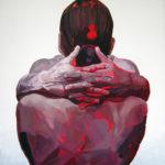 Obraz, akryl na płótnie, 160x120, 2010