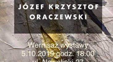 """""""Kierunki"""" Józef Krzysztof Oraczewski"""