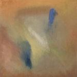 Autoportret, pastel, karton 40 x 50, 2010