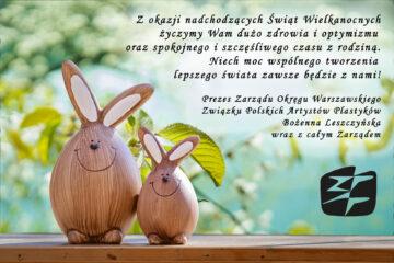 Życzenia Wielkanocne od OW ZPAP