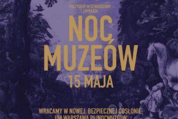 NOC MUZEÓW w Domu Artysty Plastyka.